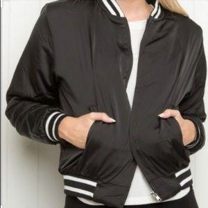 Brandy Melville bomber jacket!